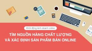 sản phẩm kinh doanh online chất lượng